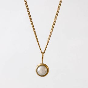 Gemma Clarke Design 18ct golden acorn collection